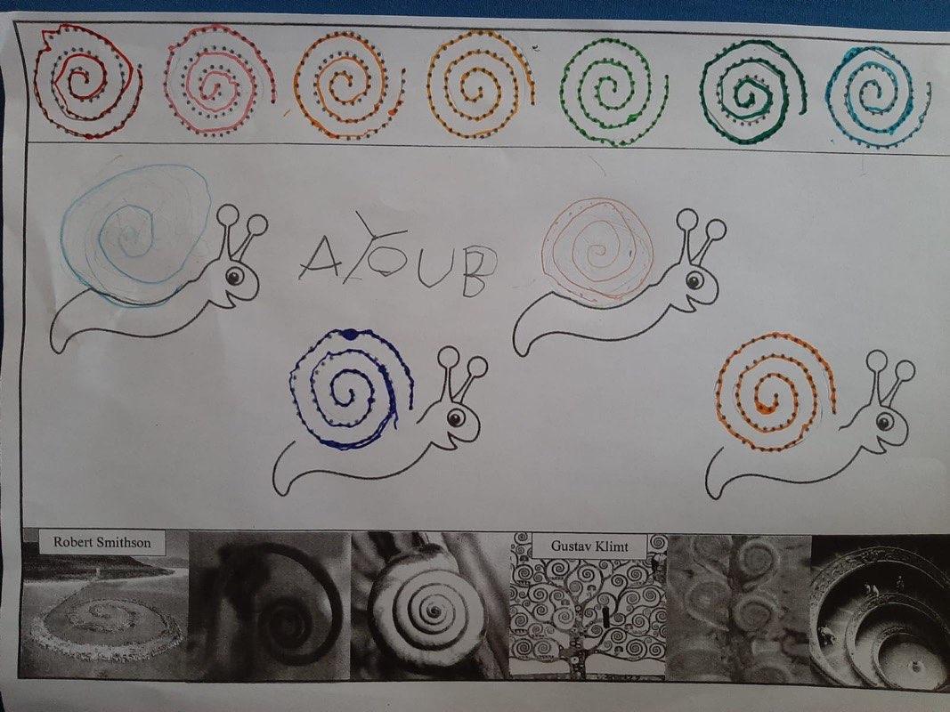 Ayoub (GS) - spirales