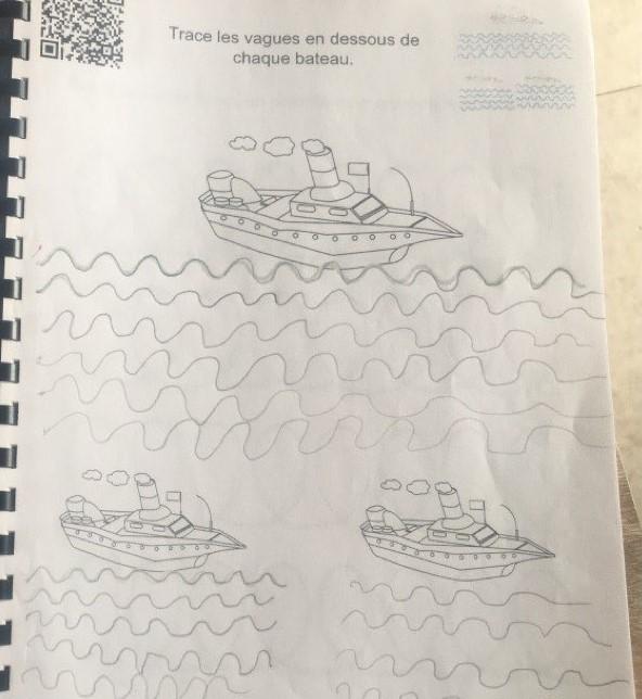 Manuel (GS) - Les vagues